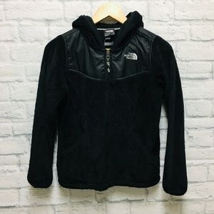 The North Face Girls Fleece Jacket Size Large